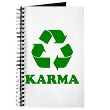 Karma Recycle Journal