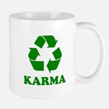 Karma Recycle Mug