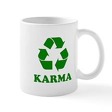 Karma Recycle Mug