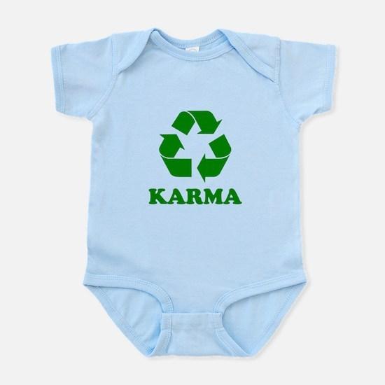 Karma Recycle Infant Bodysuit