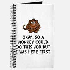 Monkey Job Journal