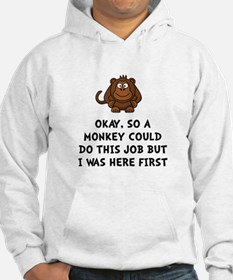 Monkey Job Jumper Hoody