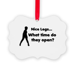 nice legs.psd Ornament