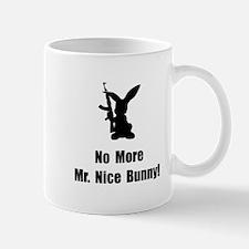 No More Nice Bunny Mug