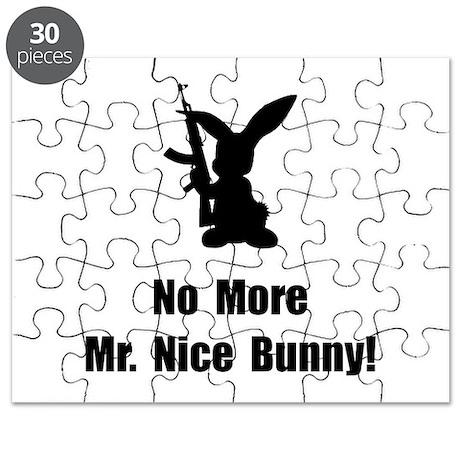 No More Nice Bunny Puzzle
