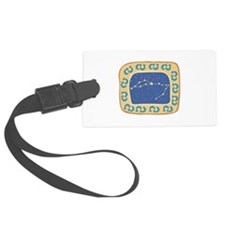 Pisces Constellation Luggage Tag