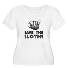 Save The Sloths T-Shirt