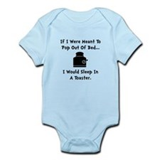 Sleep In Toaster Infant Bodysuit
