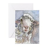 Sheep Greeting Cards (10 Pack)