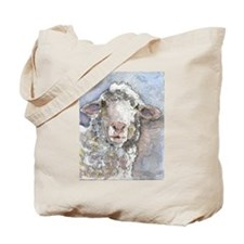 Shorn This Way, Sheep Tote Bag