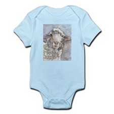 Shorn This Way, Sheep Infant Bodysuit