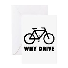 Why Drive Greeting Card