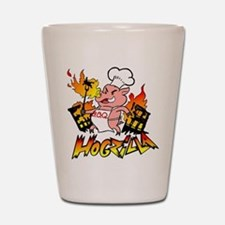 Hogzilla Shot Glass