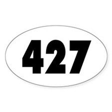 427 Decal