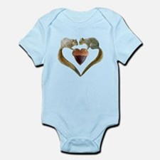 Love Squirrels Infant Bodysuit