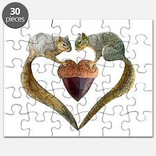 Love Squirrels Puzzle