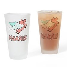 Pigasus Drinking Glass