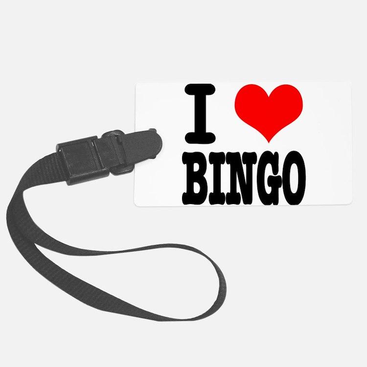 bingo.png Luggage Tag