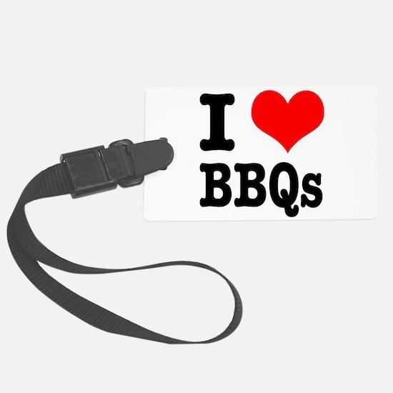 bbqs.png Luggage Tag
