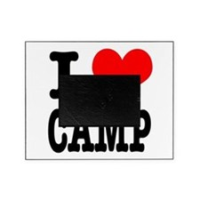 CAMP.png Picture Frame