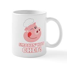 Smokin Hot Chef Mug