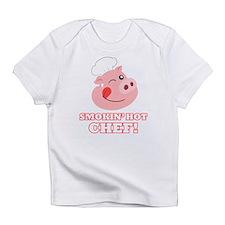 Smokin Hot Chef Infant T-Shirt