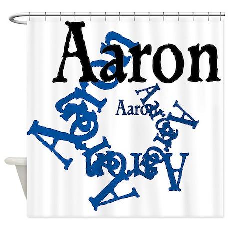 Aaron Shower Curtain