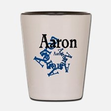 Aaron Shot Glass