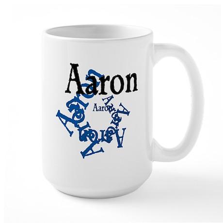 Aaron Large Mug