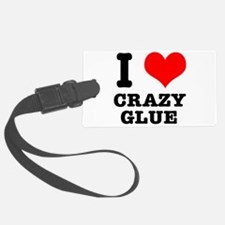 CRAZY GLUE.png Luggage Tag