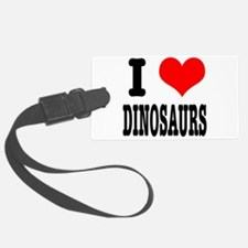 dinosaurs.png Luggage Tag