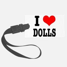 dolls.png Luggage Tag