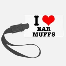 EAR MUFFS.png Luggage Tag