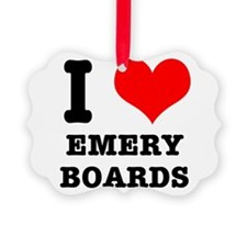 3-EMERY BOARDS.png Ornament