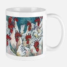Chicken Hearted Mug