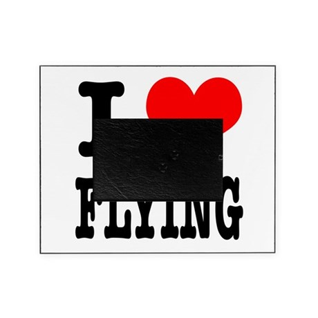 FLYING.png Picture Frame