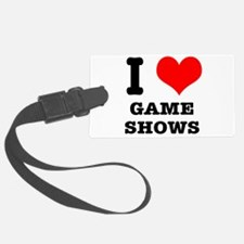 GAME SHOWS.png Luggage Tag