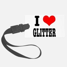 GLITTER.png Luggage Tag