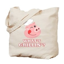 Whats Grillin? Tote Bag
