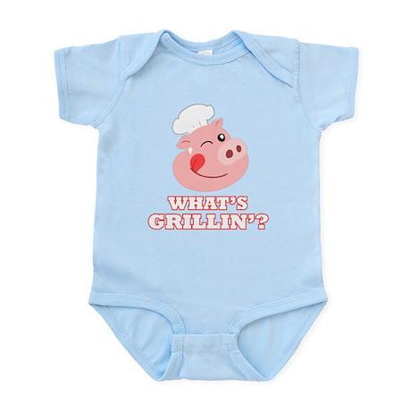Whats Grillin? Infant Bodysuit