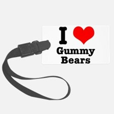 gummy bears.png Luggage Tag