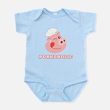 Porkoholic Infant Bodysuit