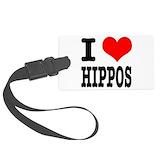 Hippopotamus Travel Accessories
