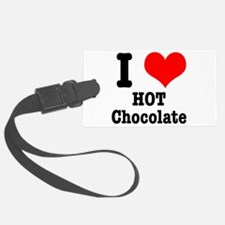 hot chocolate.png Luggage Tag