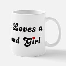 Summerland girl Mug