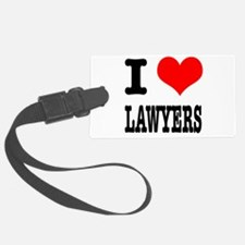 LAWYERS.png Luggage Tag
