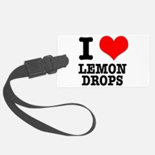 LEMON DROPS.png Luggage Tag