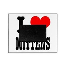 MITTENS.png Picture Frame