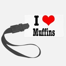 muffins.png Luggage Tag