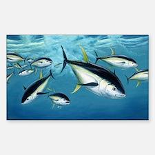Tuna Sticker (Rectangle)